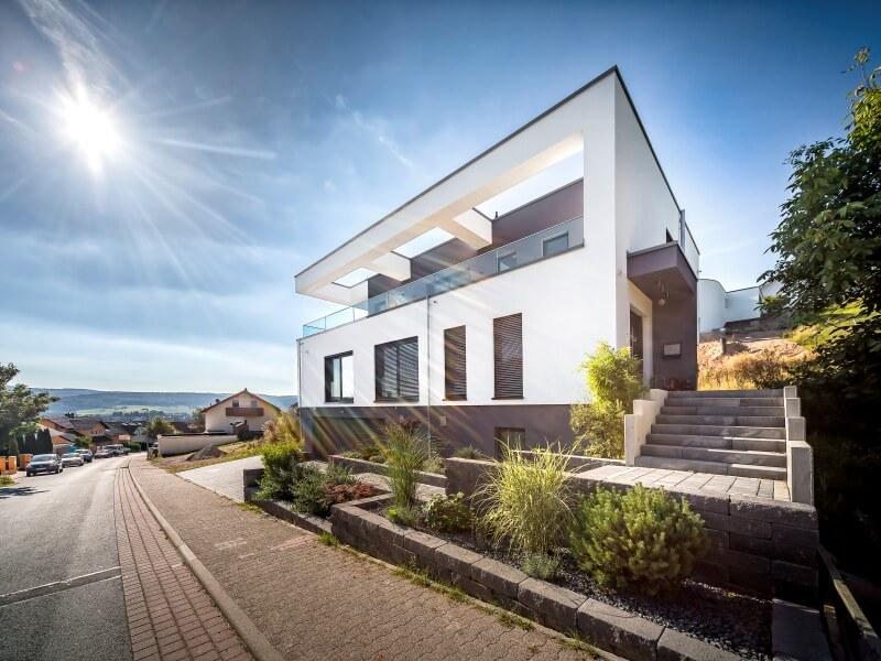 Okal Haus Kundenhaus Erbach
