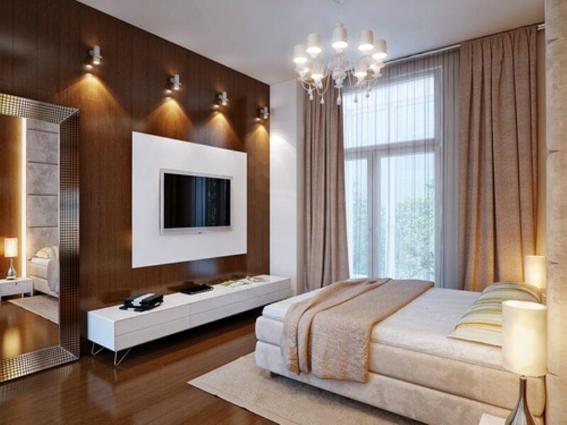 optimale beleuchtung f r wohnr ume. Black Bedroom Furniture Sets. Home Design Ideas