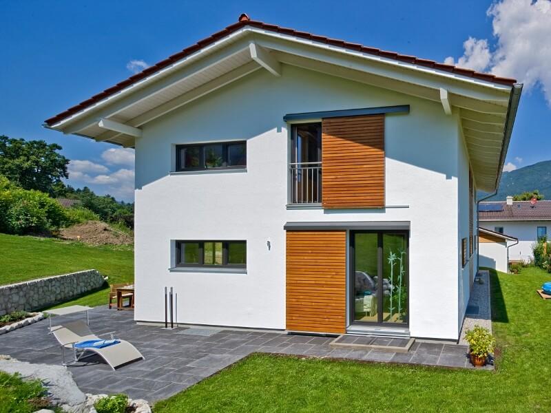 fertighaus ber von regnauer bayerisch gmain. Black Bedroom Furniture Sets. Home Design Ideas