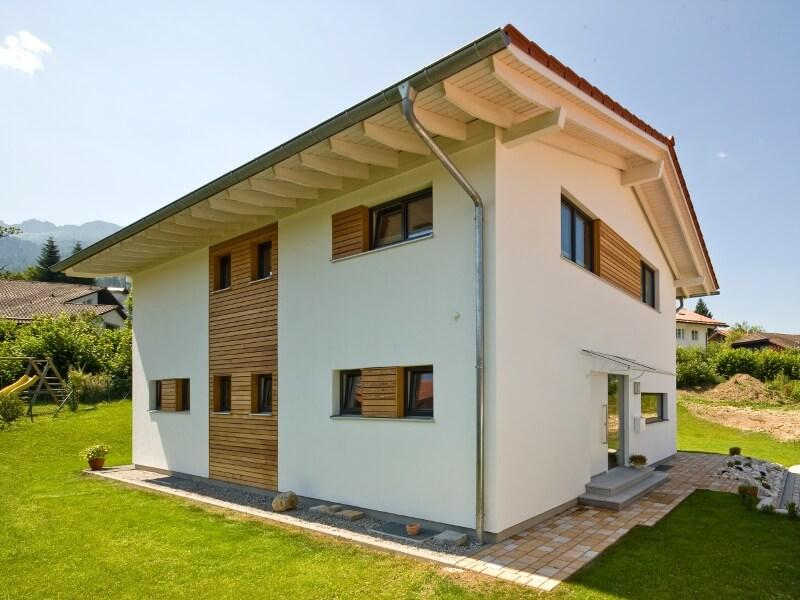 klassisches fertighaus von regnauer bayerisch gmain. Black Bedroom Furniture Sets. Home Design Ideas