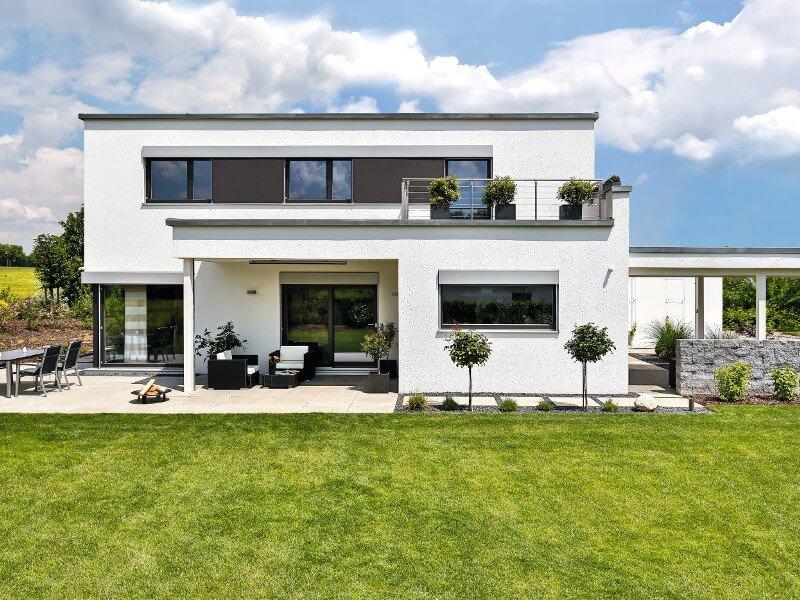 Modernes Fertighaus Von Regnauer Hausbau - Haus Schwabach