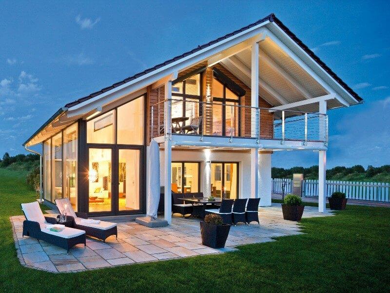 fertighaus von regnauer hausbau haus seehausen. Black Bedroom Furniture Sets. Home Design Ideas