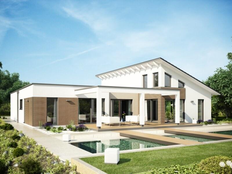 1 platz kategorie bungalow haus marseille l von rensch haus for Bungalow haus modern