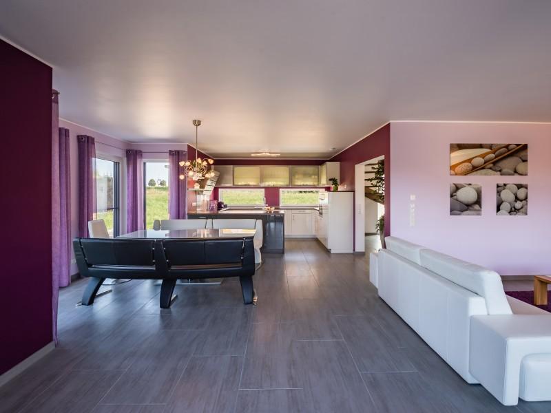 fertighaus von rensch haus gmbh kundenhaus lancaster. Black Bedroom Furniture Sets. Home Design Ideas