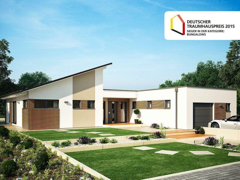 mediterranes fertighaus von rensch haus gmbh haus marseille l. Black Bedroom Furniture Sets. Home Design Ideas