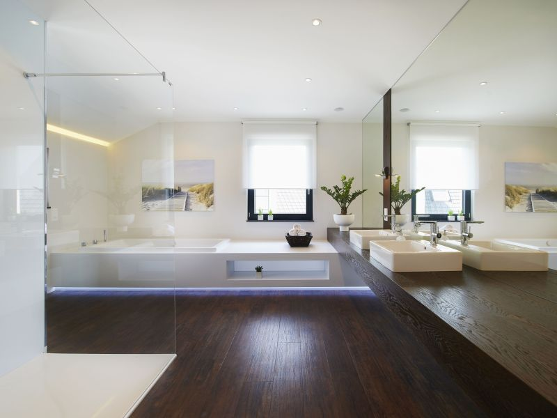 top musterhaus von rensch haus musterhaus bad vilbel. Black Bedroom Furniture Sets. Home Design Ideas
