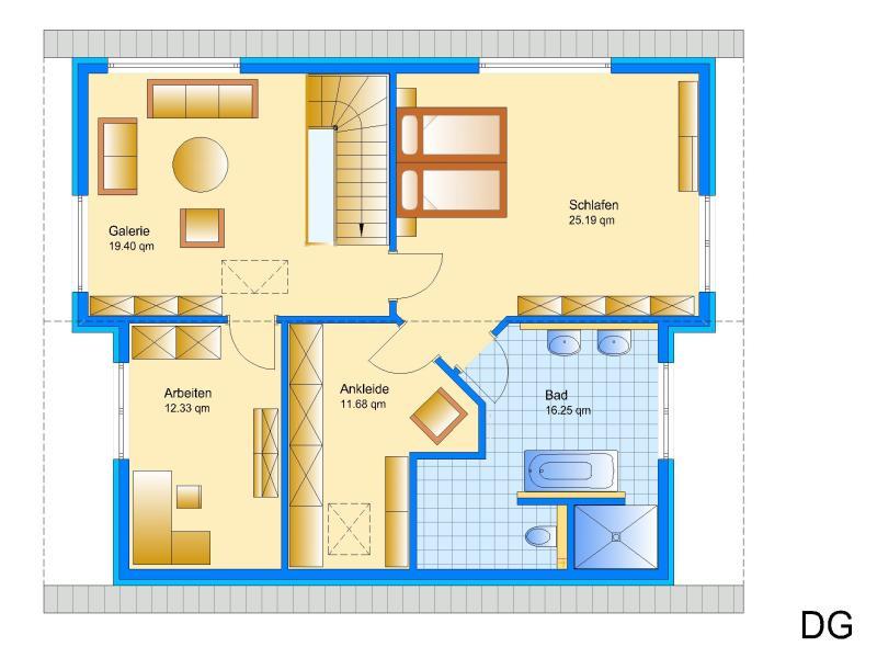 2 platz schwabenhaus haus jazz sonderplanung. Black Bedroom Furniture Sets. Home Design Ideas