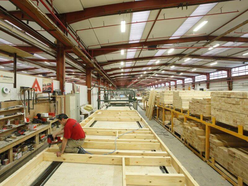 Bauen mit Holz: modern, nachhaltig und gesund