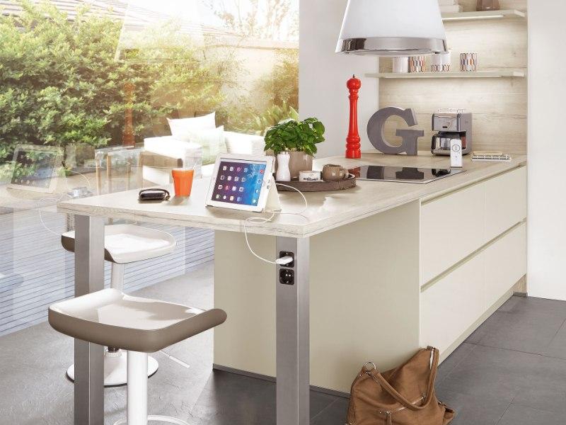 Smart kuche for Gartenhaus fur gerate