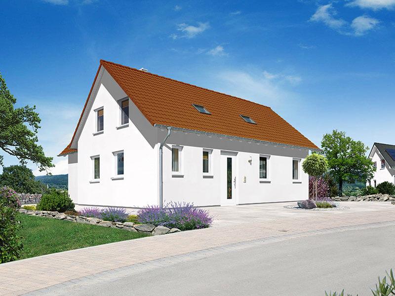 Massivhaus von Town & Country Haus Domizil 192