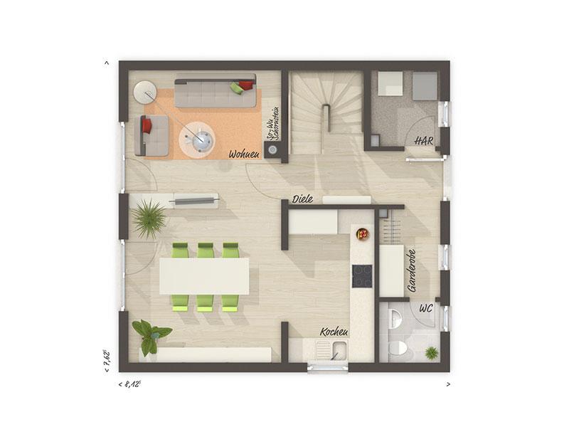 h user bis von town country haus raumwunder 90. Black Bedroom Furniture Sets. Home Design Ideas