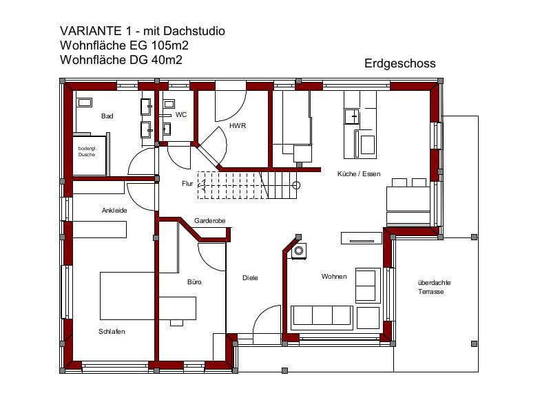 holzhaus von v ma bio bau haus pro lifestyle. Black Bedroom Furniture Sets. Home Design Ideas