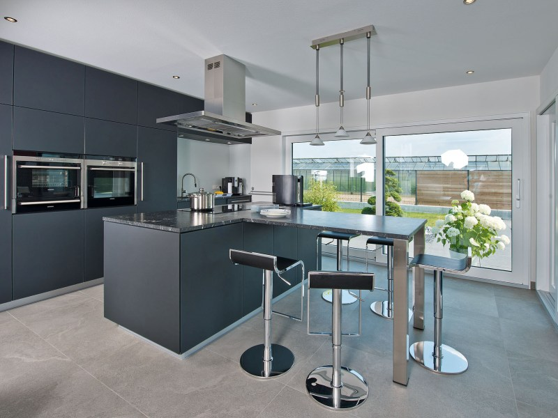 weberhaus kundenhaus winter. Black Bedroom Furniture Sets. Home Design Ideas