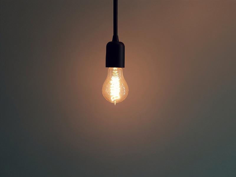 Wohnaccessoires Hier Lampen Mit Sichtbarer Lichtquelle