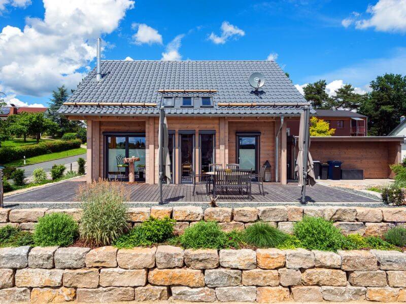 Hausvorstellung Fullwood Holzhaus Auf Der Roth