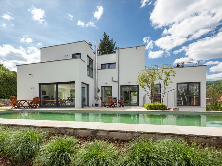 Luxhaus Preise flachdach 283
